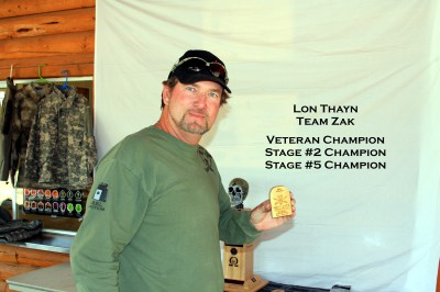 Lon Thayn- Veteran Champion, Stage #2 Champion, and Stage #5 Champion